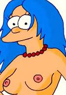 Lisa Simpson fucked like a dog by Kearney's hard dick