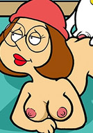 Virgin Lois Griffin gets played with