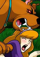 Sexy Scooby Doo
