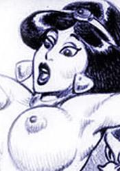 Busty Aladdin